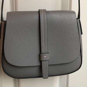 GAP small faux leather crossbody purse